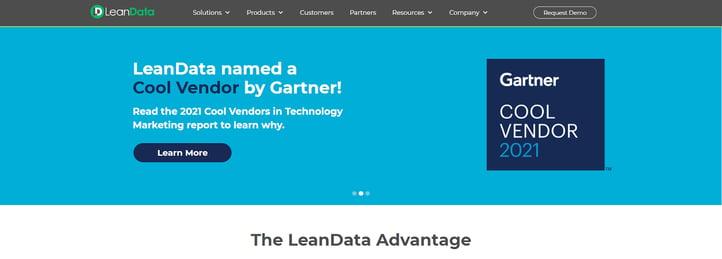 LeanData Revenue Opsプラットフォーム