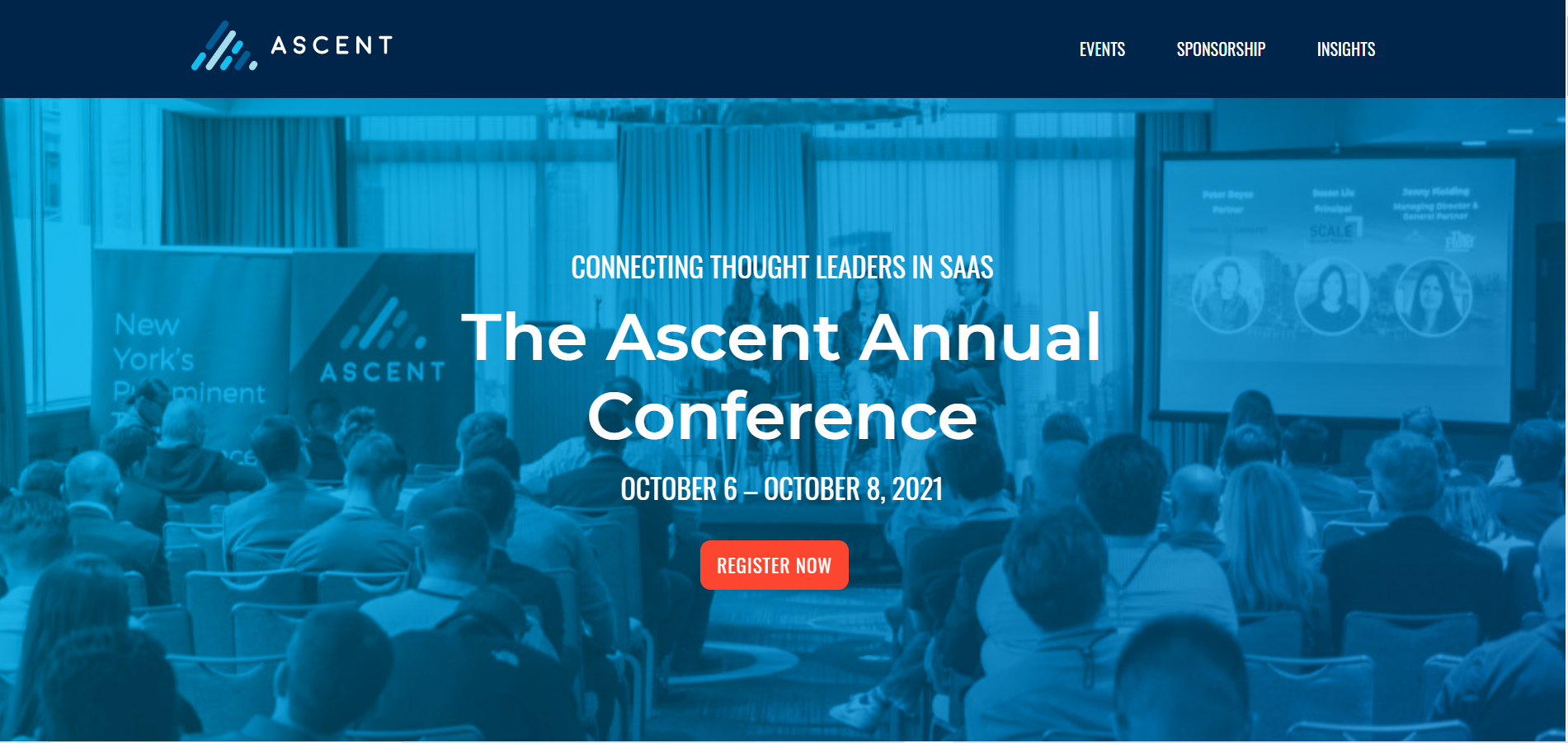 The Ascent Annual Conference